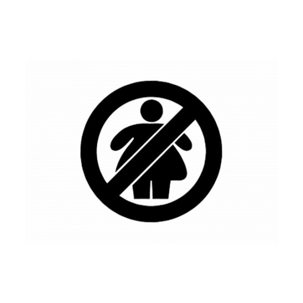 No Fat Chicks Symbol