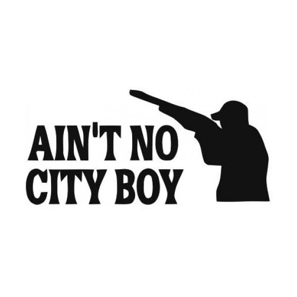 Aint No City Boy